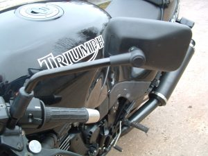 Triumph Mirrors