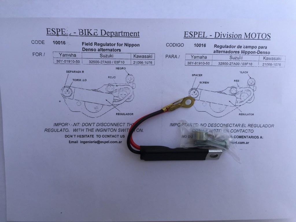 Triumph Legend Wiring Diagram