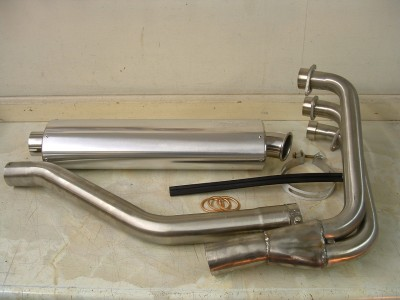Stainless Steel 3-1 Sport Exhaust Manifold Pair